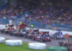 Cowdenbeath - 2014 BriSCA F1 Scottish Championship Video