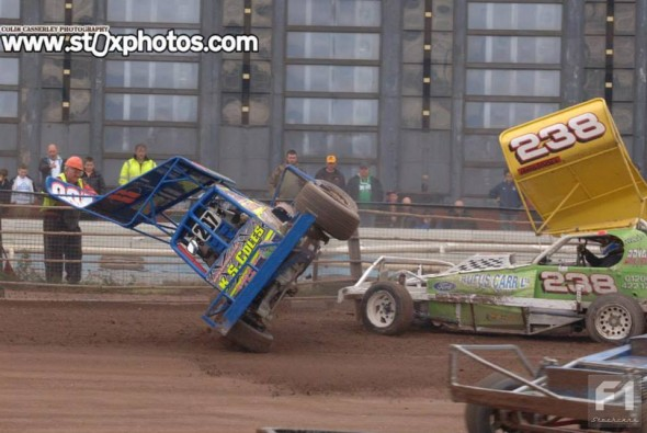 Belle Vue, World Consolation - report and photo gallery