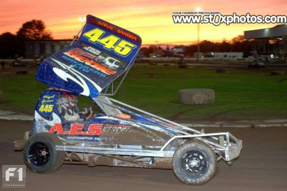 Belle Vue, 12th October 2014 - meeting report and photo gallery