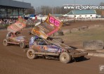 Belle Vue, 6th April 2015 - Meeting Report and Photo Gallery
