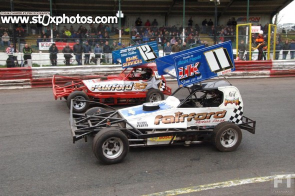 Hednesford, 19th April 2015 - Meeting Report and Photo Gallery
