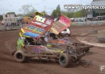 Belle Vue, 4th May 2015 - Meeting Report and Photo Gallery