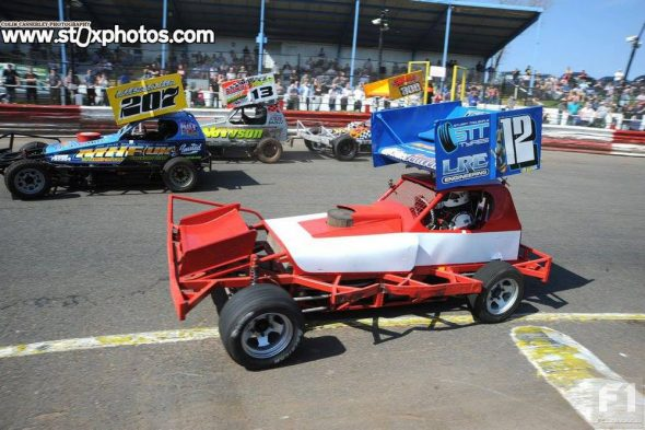 Hednesford, 9th April 2017 - Meeting Report and Photos
