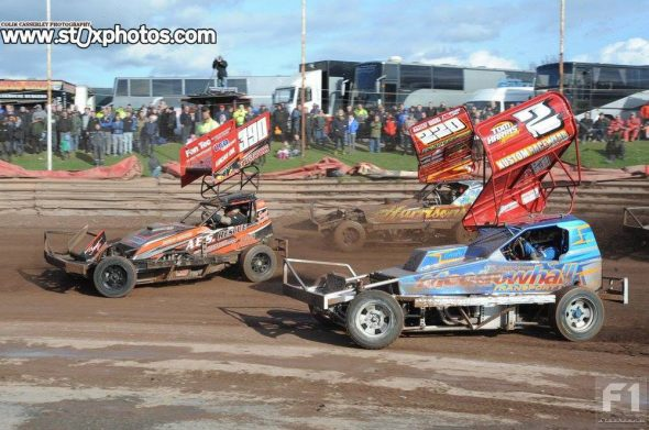 Stoke, 15th April 2017 - Meeting Report and Photos