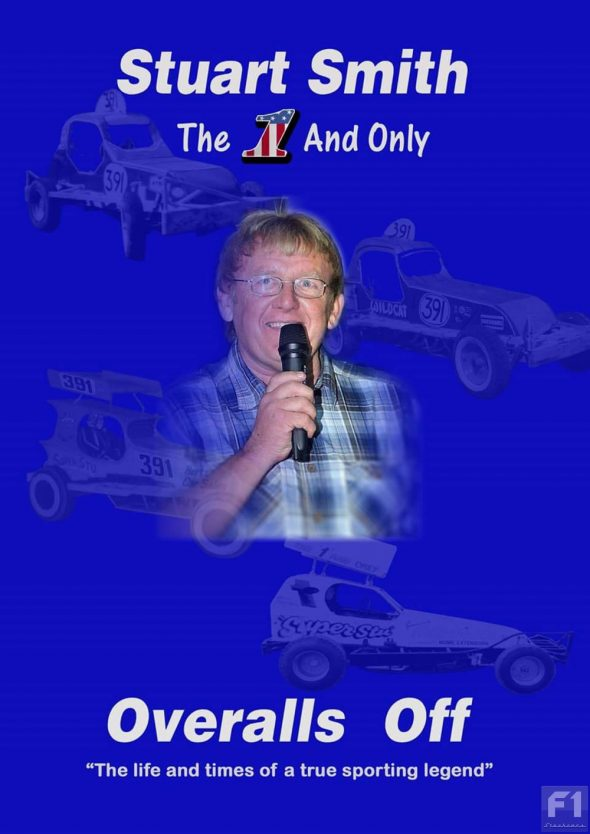Book Review: Stuart Smith - Overalls Off