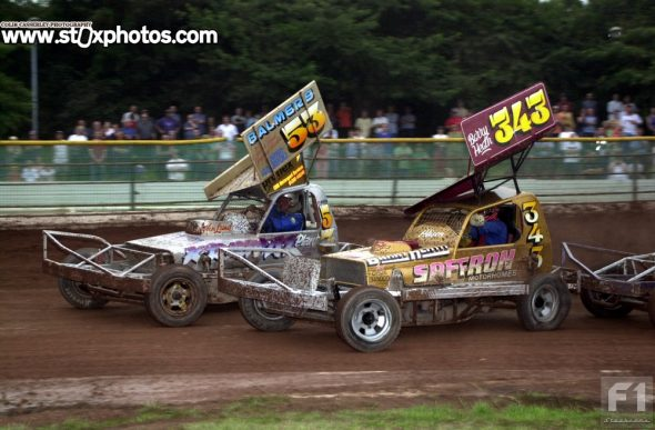 Flashback Friday: 2003 British at Belle Vue
