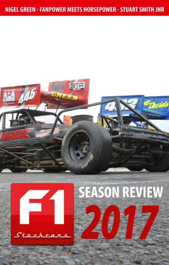 Pre-Order Now: F1Stockcars.com Season Review 2017