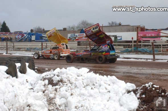 Belle Vue, 18th March 2018 - Photo Gallery