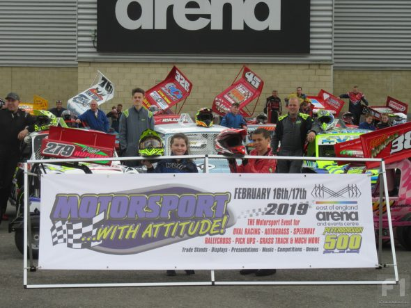 Motorsport with Attitude Press Day, 11th May 2018